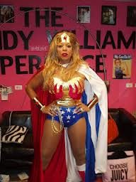 Wendy Williams is a Wonder allright!