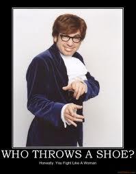 who throws a show