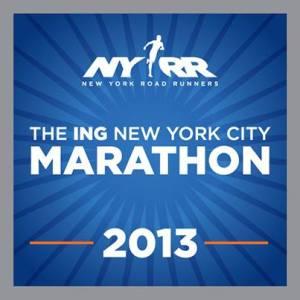 logo nyc marathon