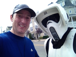 Me and Stormtrooper
