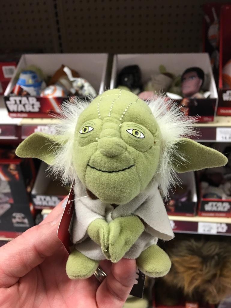 Bernie-Yoda