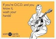 OCD and you know it