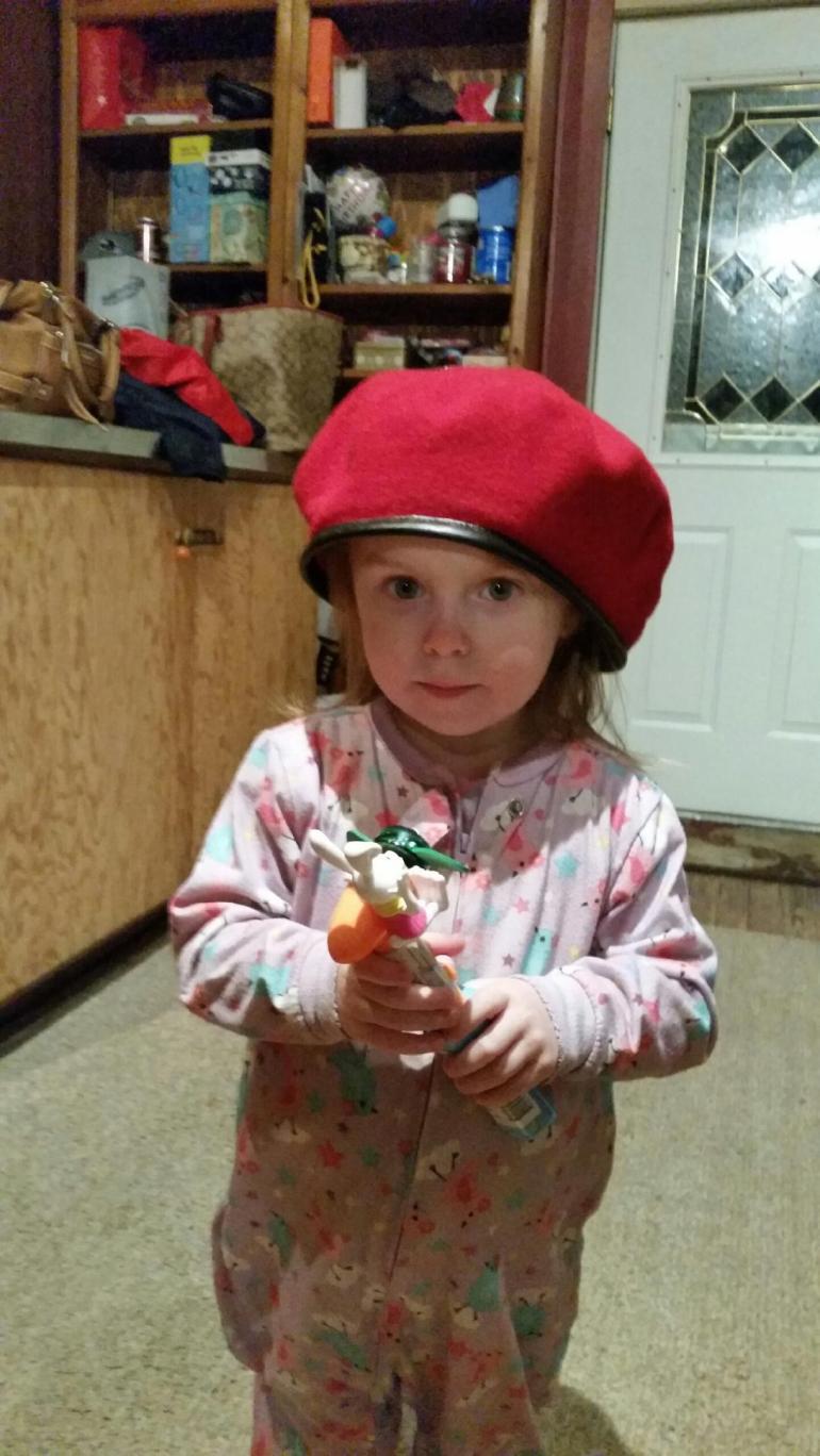 avery beret