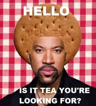 Is it Tea
