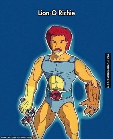 lion O Richie