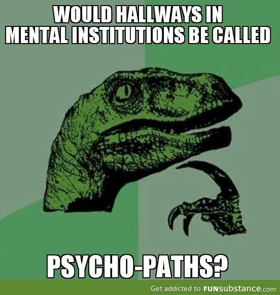 psycho - paths