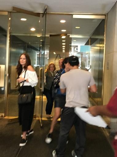 Tatiana signing