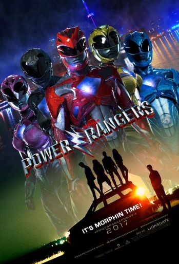 power rangers poster 2