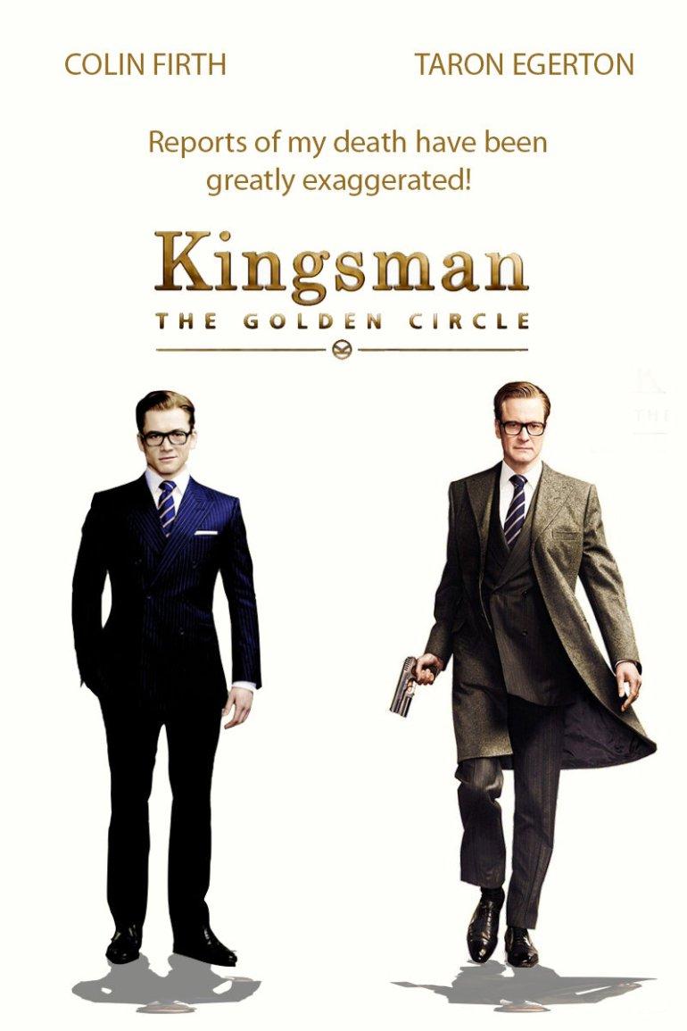 kingsman poster 2