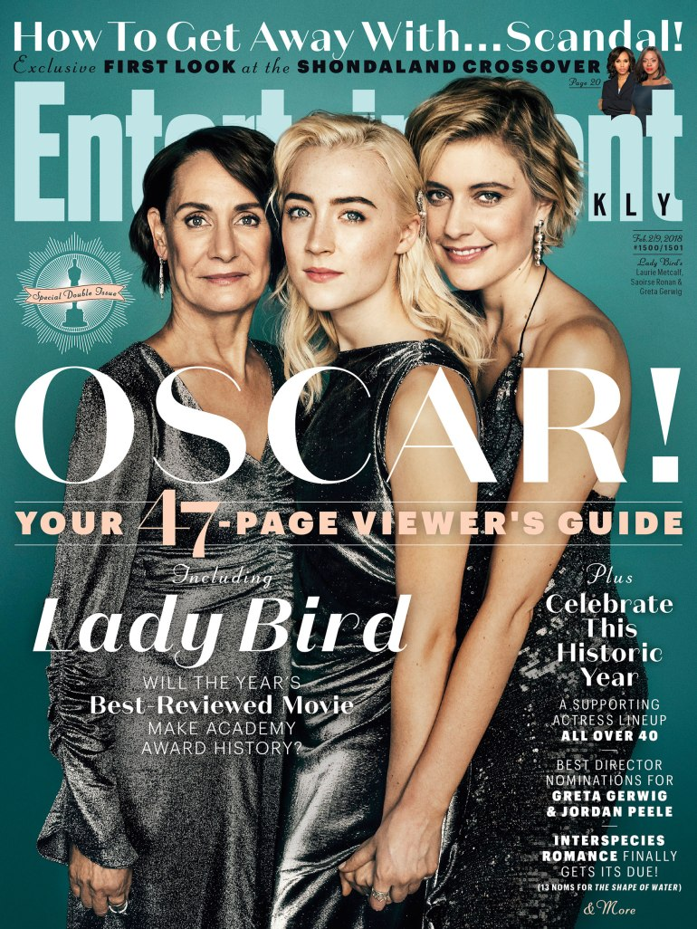 entertainment oscar issue