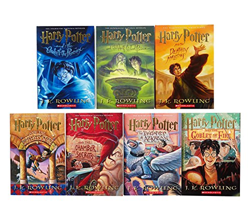 harry books